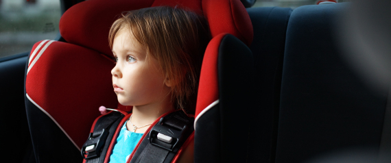 CAR INSIDE CHILD