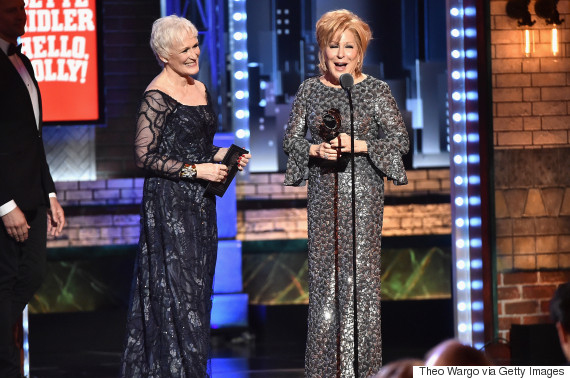 Jewish stars, directors and shows clean up at Tonys