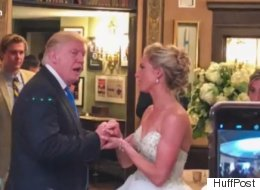 Pour son mariage, ce couple a eu une surprise... présidentielle