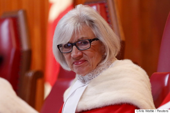 Supreme Court Chief Justice Beverley McLachlin to retire in December