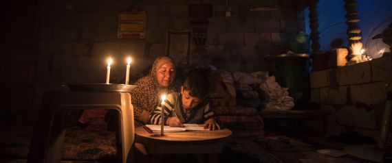ELECTRICITY GAZA