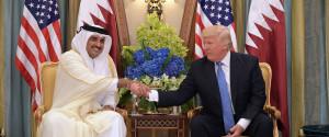 Qatar Trump