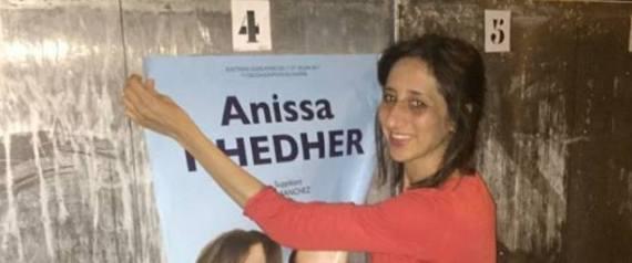 ANISSA KHEDHER