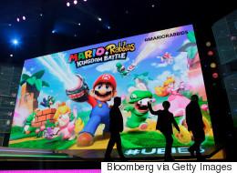 Mario se retrouvera dans le même jeu que les Lapins Crétins