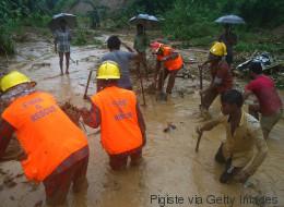 Bangladesh: la mousson fait au moins 77 morts