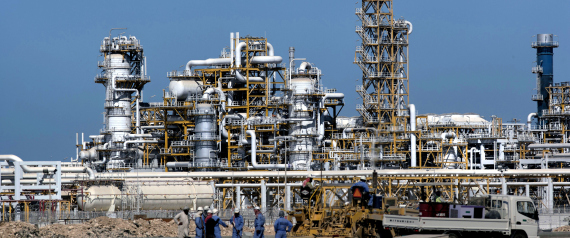 NATURAL GAS PLANTS IN QATAR