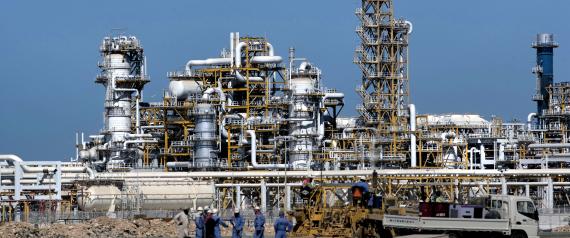 NATURAL GAS PLANTS IN QATAR