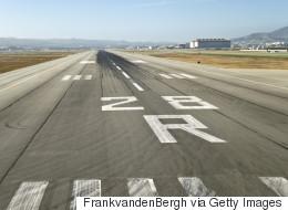 공항 활주로에 적힌 숫자의 비밀 (영상)