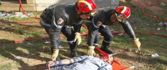 EXERCICE PROTECTION CIVILE