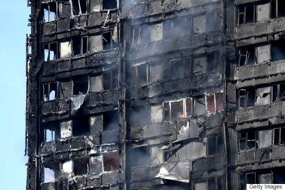 12 dead in West London tower block fire