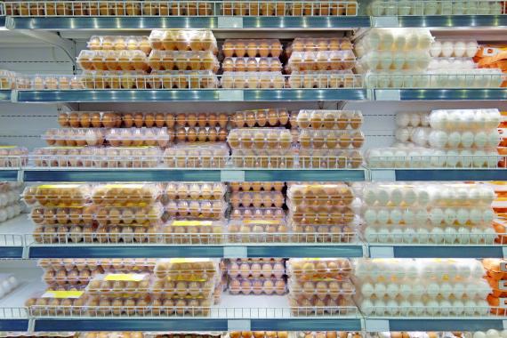 eggs supermarket
