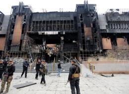 الصرح العلمي أصبح مصنعاً للأسلحة.. داعش سوَّت 75% من مباني جامعة الموصل بالأرض.. ما مصير 35 ألف طالب عراقي؟
