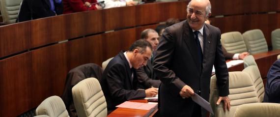 PREMIER MINISTER ALGERIA