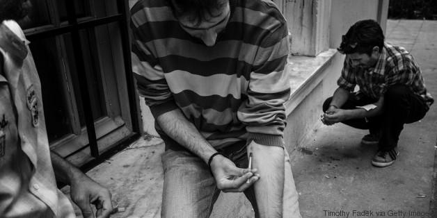 heroin greece