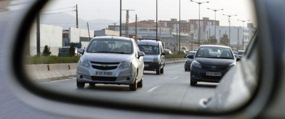 CAR ALGERIA