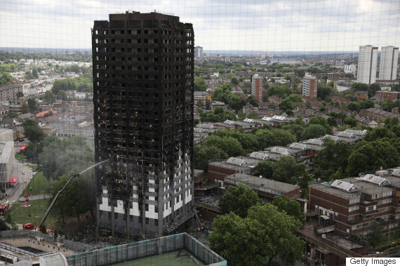 """Grenfell Tower: search for the dead delayed amid fear of floors collapsing"""""""