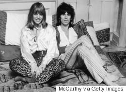 Keith Richards rend hommage à Anita Pallenberg, muse des Rolling Stones