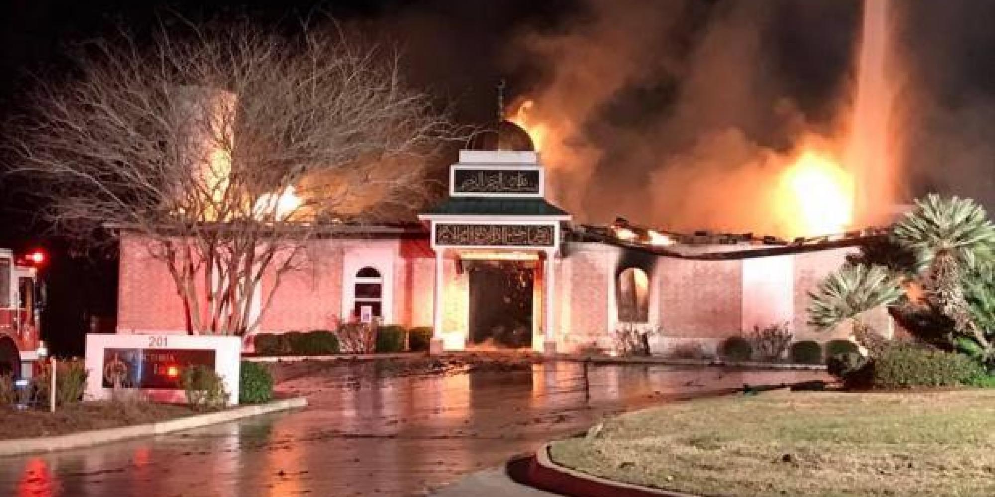 القضاء الأميركي يحكم بالسجن 19 عاماً و7 أشهر على رجل حرض على إحراق مسجد في إسلامبرغ