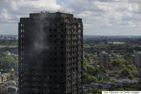 Police open criminal investigation into Grenfell Tower fire