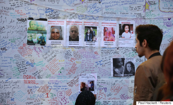 Police launch criminal probe into Grenfell Tower fire