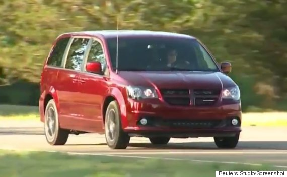 dodge grand caravans recalled because air bag can inflate. Black Bedroom Furniture Sets. Home Design Ideas