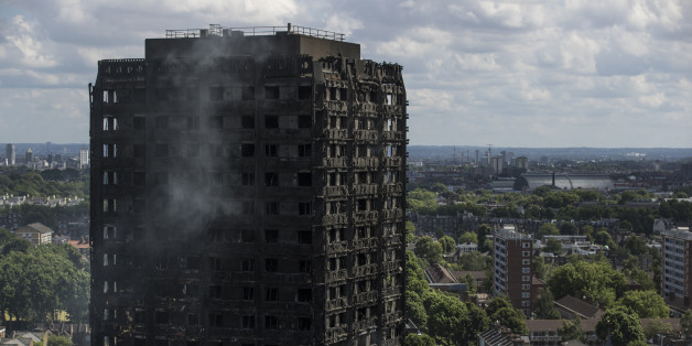 London fire: Death toll rises to 58