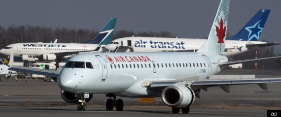 AIR CANADA PILOTS SICK