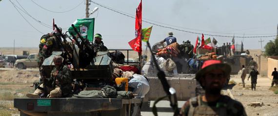 SHIITE MILITIAS IN IRAQ