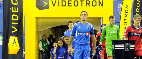 DAVY ARNAUD SOCCER IMPACT MONTREAL