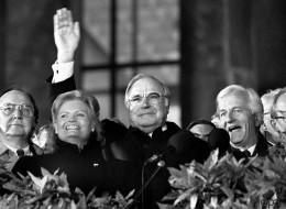 Helmut Kohl war ein großer Deutscher und ein großer Europäer