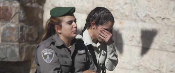 A POLICE OFFICER WAS KILLED IN JERUSALEM