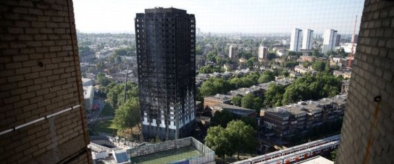 GRENFELL TOWER LONDRES