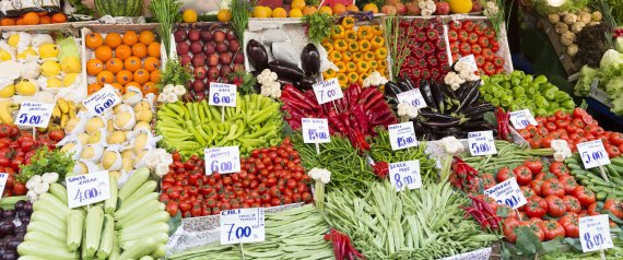 TURKISH VEGETABLES AND FRUITS
