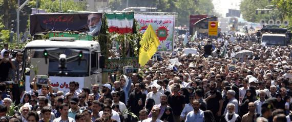 IRAN ATTACK TERROR