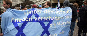 DEMO ISRAEL BERLIN