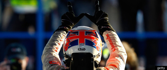 JENSON BUTTON AUSTRALIE