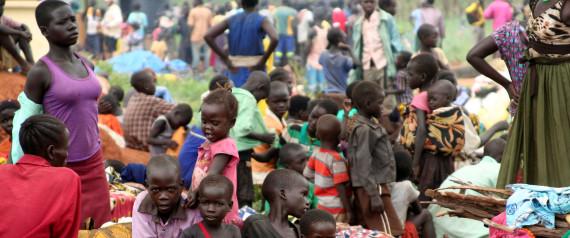 REFUGEES AFRICA