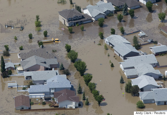 High River Flooding Town Rebuilds But Abandoned