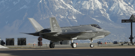 F 35 FIGHTER JETS