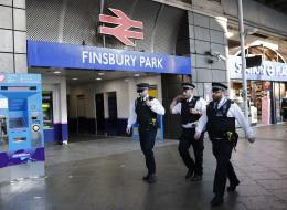 شاهد لحظة إلقاء القبض على المشتبه به في استهداف المصلّين المسلمين في لندن