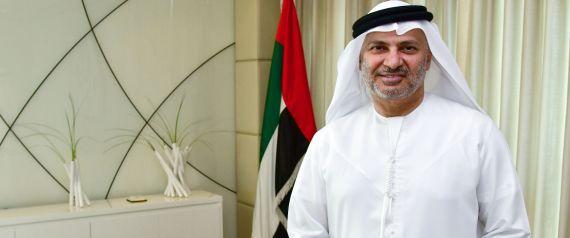 UAE MINISTER