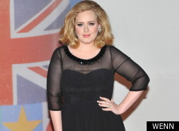 Adele's Bid To Lose Weight