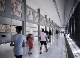 Το Μουσείο της Ακρόπολης γιορτάζει τα όγδοα γενέθλιά του και ανοίγει στο κοινό όλους τους εκθεσιακούς χώρους