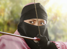 هل العنف واجب مع من تخلع الحجاب؟