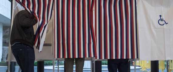 ELECTION VOTE ETATS UNIS