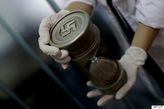 nazi artifacts argentina