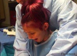 Eine 12-Jährige hilft bei der Geburt ihres Bruders - die Aufnahmen sorgen für Diskussionen