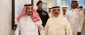 Saudi King