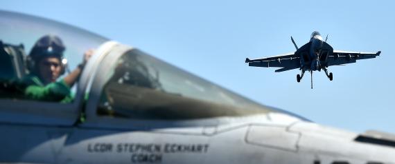 US AIRCRAFT SYRIA