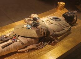 مقبرة غير ملكية عمرها 3400 سنة.. اكتشاف 12 مومياء لعُمَّال الذهب في النوبة
